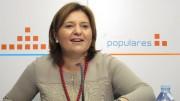 El COC proclama a Isabel Bonig candidata única a la presidencia del PPCV ante el XIV Congreso regional