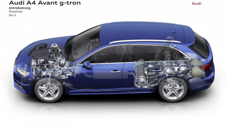 Audi producirá e-gas con un proceso biológico