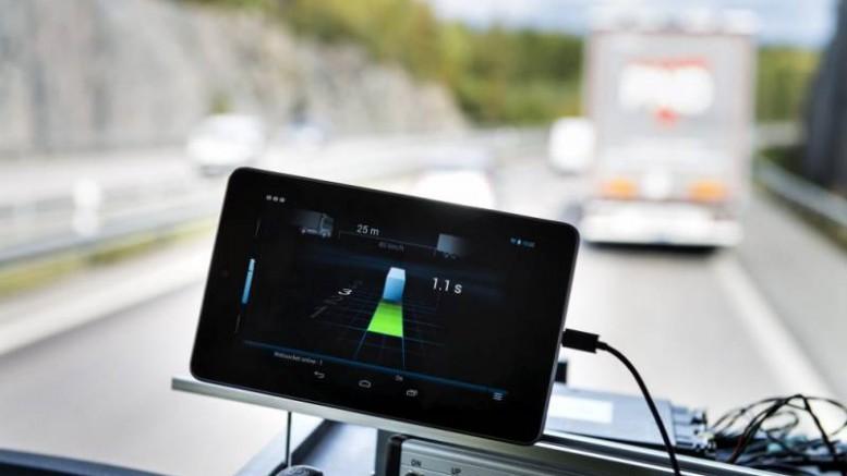 Seis fabricantes probarán el primer camión de conducción automática en Europa