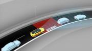 Los principales fabricantes de automóviles acuerdan la instalación de sistemas de frenado automático en 2022