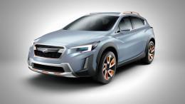 Subaru desvela en el Salón de Ginebra el XV concept