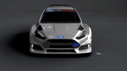 El Ford Focus RS debutará en competición en el Campeonato Mundial de Rallycross 2016