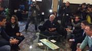 Reunión de Sánchez con Ribó, Baldovi, Oltra y Puig