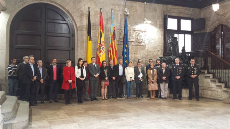 Miembros del Consell, atentado