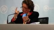 El Whatsapp que Rita Barberá le envió a Carlos Herrera tras ser expulsada del Partido Popular