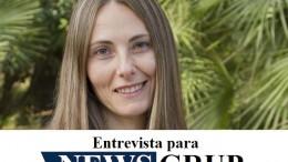 Cristina Martínez, lideresa de Ilicitanos por Elche (IxE)