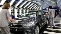 El sector del automóvil dispara un 61,4% el superávit comercial en enero