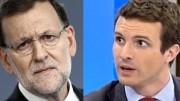 Mariano Rajoy, Pablo Casado, Partido Popular