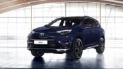 Toyota RAV4 hybrid Sapphire, mirando al futuro
