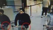 Presuntos terroristas de Bruselas