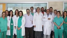 Un equipo multidisciplinar del Hospital Universitari i Politècnic La