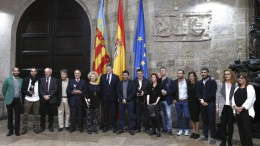 Puig reciben a los ganadores de los Premios Max de las Artes Escénicas