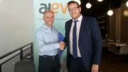 Firma de convenio entre AJEV y Capazia