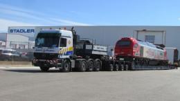 Stadler Rail Valencia suministrará tres locomotoras EURO4000 a Francia