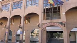 Fachada del ayuntamiento de Llíria