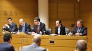 Morera recalca el papel de las instituciones y parlamentos autonómicos