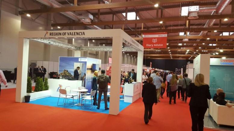La Comunitat Valenciana estará en el certamen de conectividad aérea Routes Europe