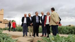 """Salvador pide al ministro de Fomento """"más sensibilidad"""" y traslada la necesidad de un Corredor Mediterráneo de doble plataforma"""
