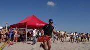 Cruz Roja. Las pruebas para el servicio de vigilancia de playas