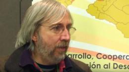 William Vansteenberghe, Experto en Inmigración. Aquarius, el frio cortante de las olas