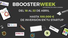 Venture Capital, 4ª edición de Bbooster Week