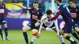Valencia CF, SD Eibar