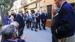 Ximo Puig, José Luís Rodríguez Zapatero, Paterna