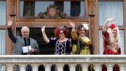 Las magas de Ribó según Delegación de Gobierno las organiza El Ayuntamiento de Valencia.