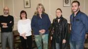Artistas falleros elegidos para la Falla del Ayuntamiento de 2017