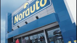 La empresa Norauto