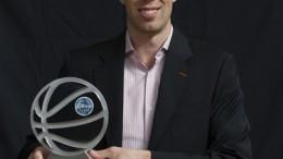 Justin Hamilton Mejor Ala-pívot de la Liga Endesa