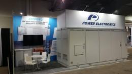 Stand de Power Electronics en Houston