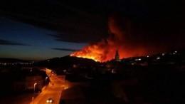 El incendio forestal declarado ayer en Bolbaite