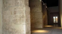 Centre del Carme. La sala destinada a exposiciones con fines sociales