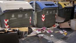 El PP de Valencia critica la falta de limpieza de varios barrios de la ciudad