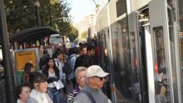 Metrovalencia desplazó en febrero a más de 5.300.000 viajeros en el conjunto de todas sus líneas