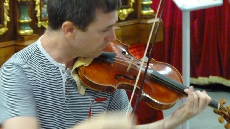 Curso de música antigua