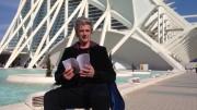 La Ciudad de las Artes y las Ciencias ha sido el set de rodaje de la mítica serie Docor Who