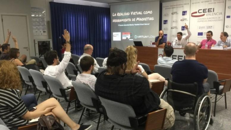 """Jornada """"Realidad Virtual como herramienta de marketing para tu marca"""