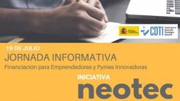 Jornada informativa para proyectos empresariales