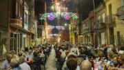 clausura de fiestas en Almussafes