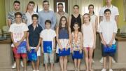 Reconocimiento jóvenes deportistas de Almussafes