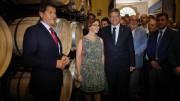 Puig rremarca el trabajo de la Conselleria de Agricultura para ayudar a las cooperativas a modernizarse