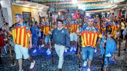 """Vicente Ruiz """"El Soro"""" cao de Dansa de Guadassuar"""