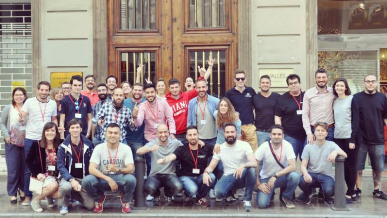 Participantes ALLSTARTUP10