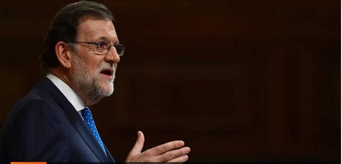 Mariano Rajoy (PP) investido con la abstención del PSOE y el sí de Ciudadanos