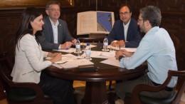 Puig reclamará a Rajoy que asuma la deuda autonómica valenciana