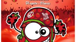 La Tomatina en Buñol ya está en marcha