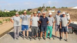 Empleo rural en Almussafes