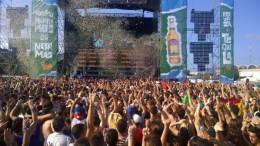 """El PSPV pide que el acceso al agua potable se incluya como requisito para que los festivales de música se incluyan en la marca """"Mediterraneo Fest"""""""